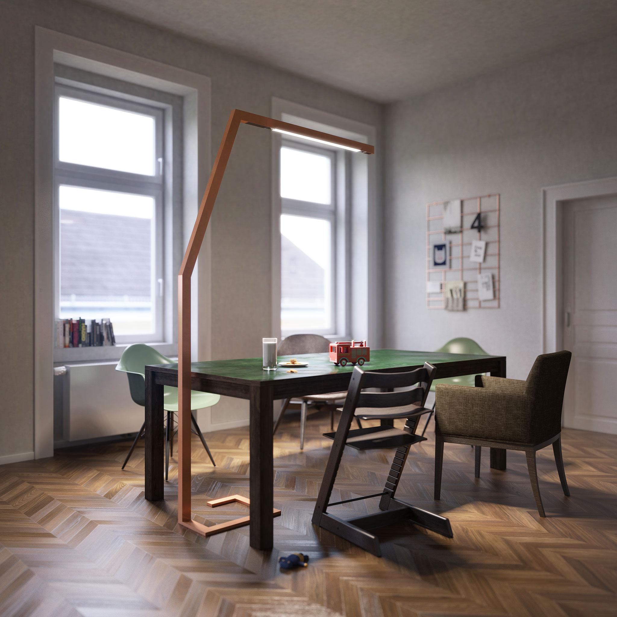 Hypro F Stehleuchte Kitchen Table