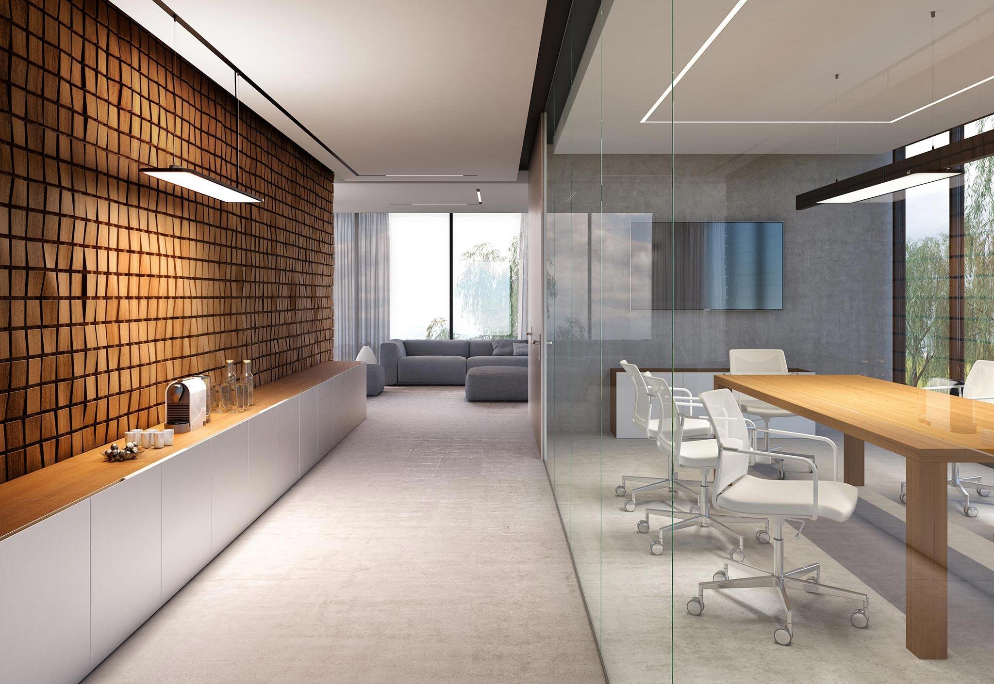 Header Hadi Leuchte Office Corridor